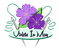 Violets in May logo